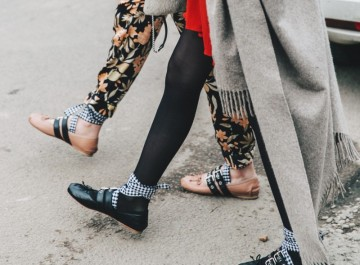 Παπούτσια μπαλαρίνες: Οι μεγάλοι σχεδιαστές προτείνουν