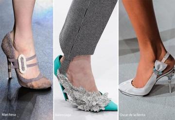 Νέες τάσεις της μόδας: Τα παπούτσια του χειμώνα 2016-2017