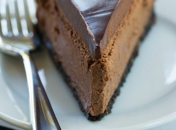 Σοκολατένιο cheesecake (συνταγή)