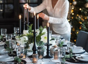 Το μενού των Χριστουγέννων και της Πρωτοχρονιάς