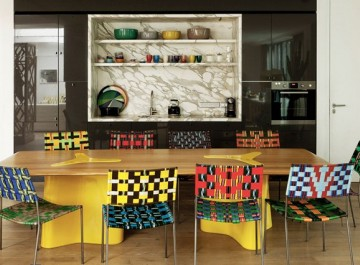 7 ιδέες σε διαφορετικά στυλ για την τραπεζαρία σας