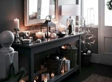 Χριστουγεννιάτικη διακόσμηση για κάθε γωνιά του σπιτιού