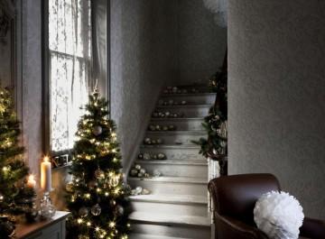 Χριστουγεννιάτικη διακόσμηση: Λεπτομέρειες που κάνουν τη διαφορά