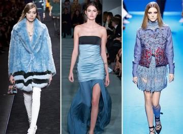Ποια είναι τα χρώματα της μόδας για τον χειμώνα 2017;
