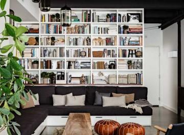 Οι πιο όμορφες βιβλιοθήκες για κάθε σπίτι