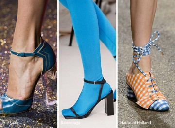 Ποια είναι τα νέα παπούτσια για την άνοιξη-καλοκαίρι 2017;