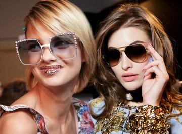Δες όλες τις νέες τάσεις στα γυαλιά για την άνοιξη-καλοκαίρι 2017