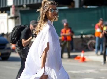 Λευκό χρώμα το καλοκαίρι: 10 τέλειοι συνδυασμοί για total white look