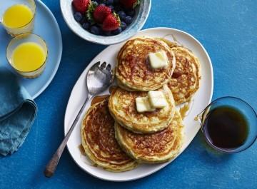 Συνταγή για breakfast: Φτιάξτε υπέροχα pancakes (τηγανίτες)
