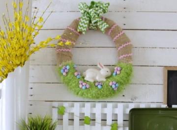 DIY: Εύκολες πασχαλινές κατασκευές για να φτιάξετε μαζί με τα παιδιά σας