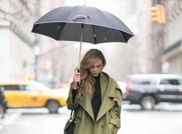 Ντύσιμο για βροχερές μέρες: Τι φοράμε όταν βρέχει;