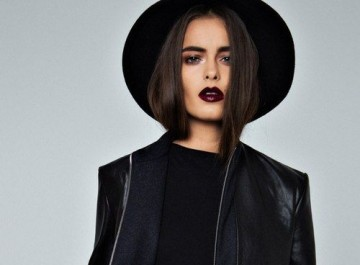 Total black looks: 12 πρωινά και βραδινά ντυσίματα μόνο με μαύρο
