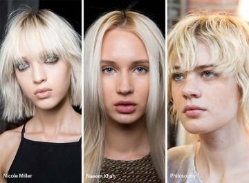 Τα hot χρώματα στα μαλλιά για την άνοιξη 2017