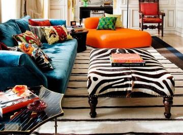 Πώς θα κάνετε τέλειους συνδυασμούς στα χρώματα του σπιτιού σας