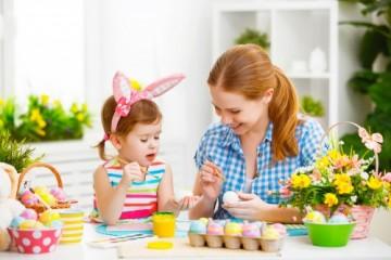Τι να κάνετε με τα παιδιά σας το Πάσχα, μέσα στο σπίτι