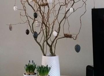 Μίνιμαλ πασχαλινή διακόσμηση: Στιλάτες ιδέες για το σπίτι