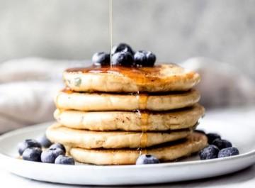 Υπέροχα και υγιεινά pancakes χωρίς γλουτένη