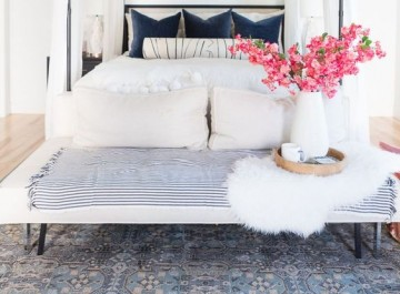 Μετατρέψτε την κρεβατοκάμαρα στο πιο χαλαρωτικό δωμάτιο