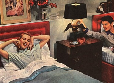 Όταν ο άντρας μένει στο σπίτι με ίωση