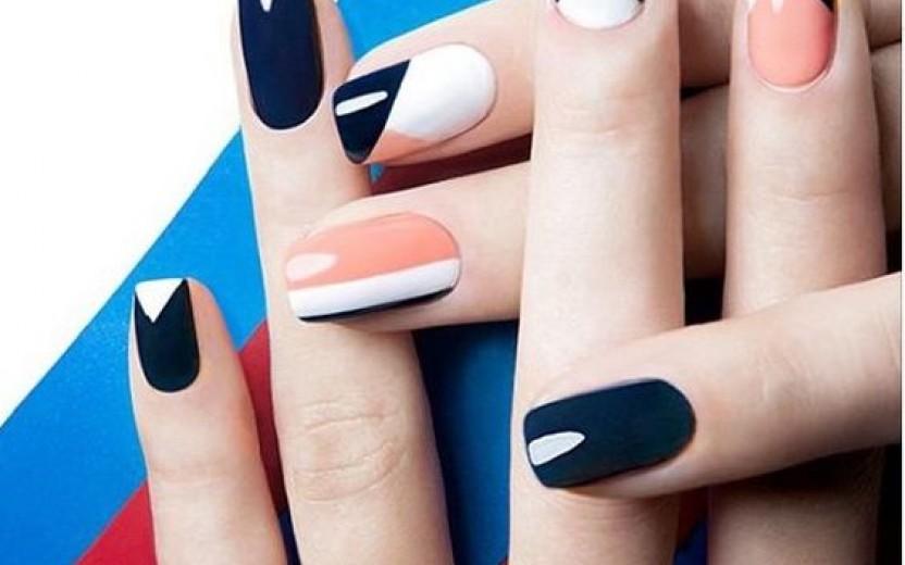 Νύχια με σχέδια: 10 υπέροχες γεωμετρικές προτάσεις για φοβερό στυλ
