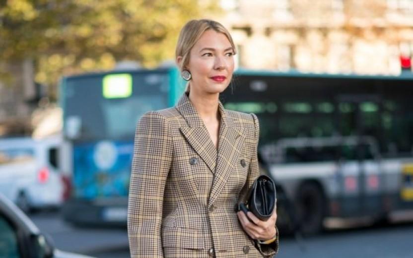 Καρό σακάκι: Το ρούχο του φετινού χειμώνα και πώς θα το φορέσεις