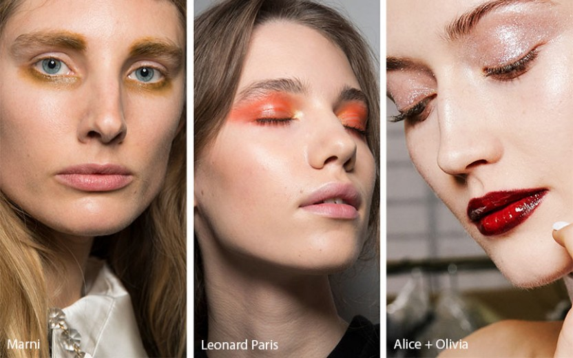 Μακιγιάζ: Τα πιο δυνατά trends για το φθινόπωρο 2019