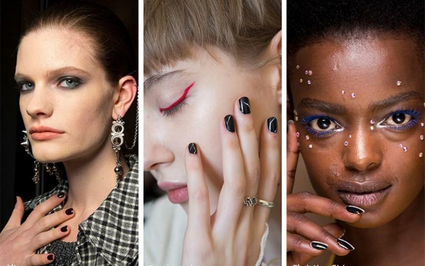 Νύχια: Τα χρώματα του χειμώνα 2020
