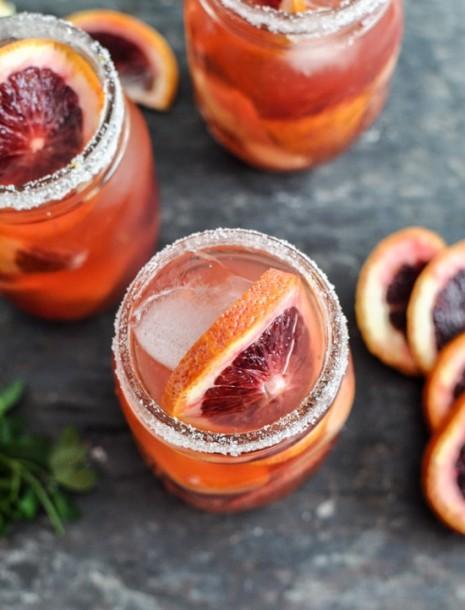 blood orange shangria