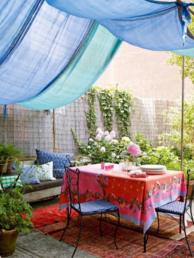 0c393bd5eef Κρεμάστε υφάσματα παντού και νιώστε το καλοκαίρι | womannow.gr ...