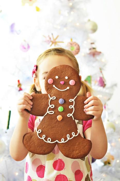big gingerbread