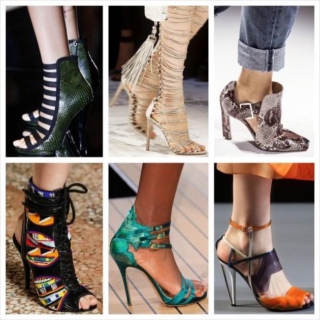 Τι παπούτσια θα φορέσουμε την άνοιξη και το καλοκαίρι  Γόβες ψηλές c513664b59e