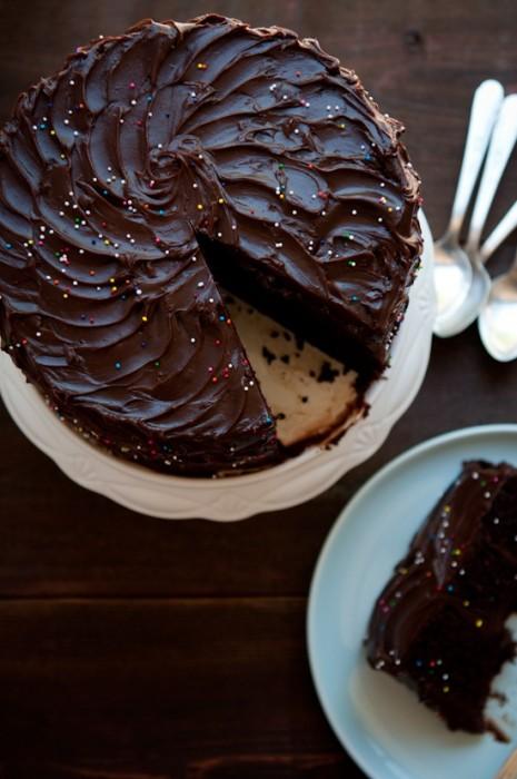 sokolatenio cake