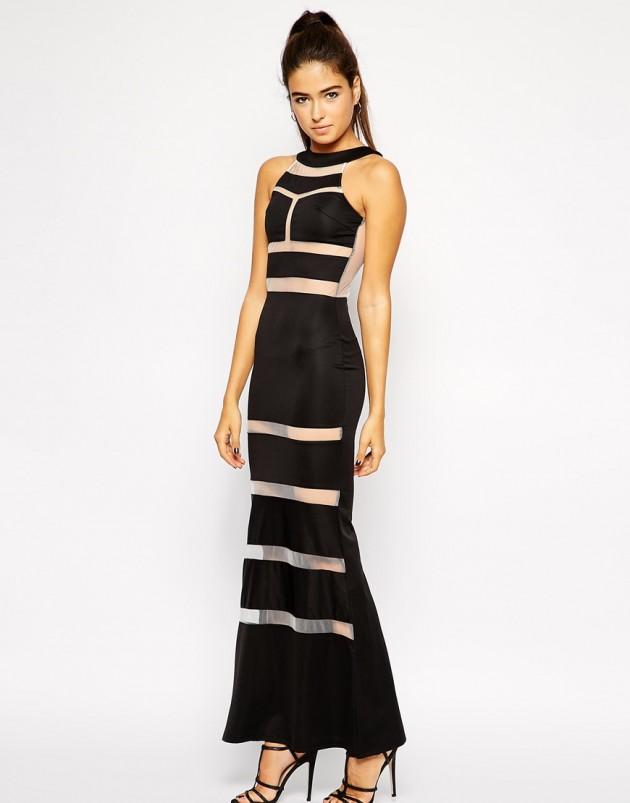 23d6b5740677 Τα εντυπωσιακά maxi φορέματα του ρεβεγιόν | womannow.gr | Oμορφιά ...