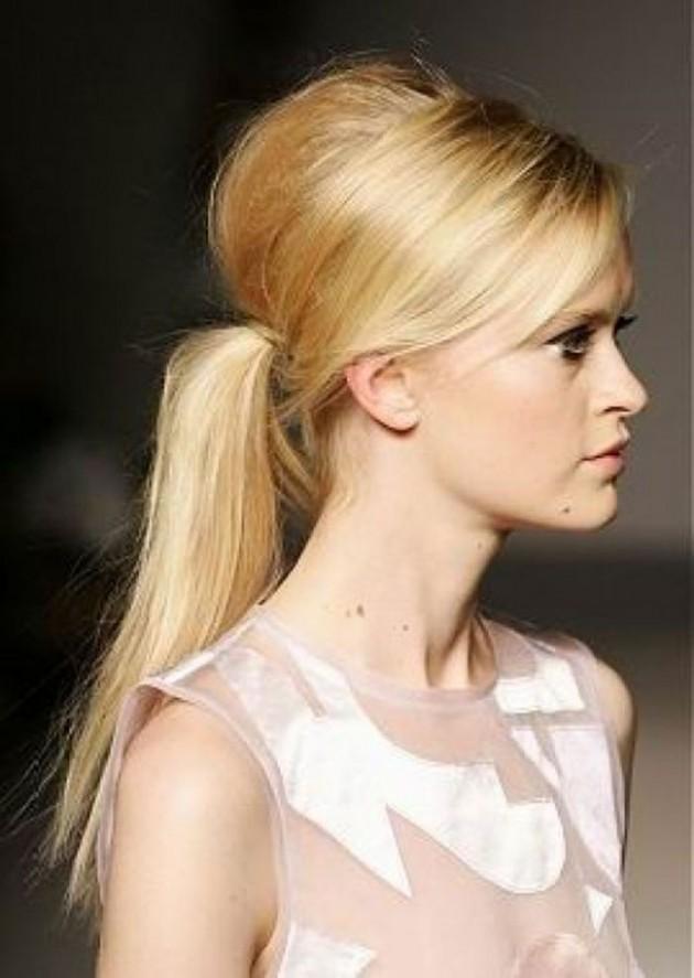 big ponytail